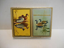 Vintage Double Deck Congress Playing Cards ~ Geese