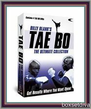 BILLY BLANKS' TAE BO: THE ULTIMATE COLLECTION  *BRAND NEW DVD BOXSET**