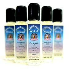 Sacred Scent Perfumed Oil Wicked Natural Perfume Deodorant Fragrance Scent