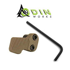 Odin Works XMR Enlarged Extended Mag Release Paddle & Button - Flat Dark Earth