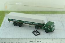 Brekina 7919 Old Timer Bussing LS11 Tractor Trailer Carl Speer 1:87 HO Scale