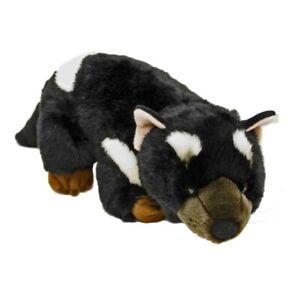 """Rupert the Tasmanian Devil Soft Plush Toy 12""""/30cm Large  Bocchetta Plush Toys"""