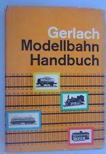 Modelbahn Handbuch Klaus Gerlach transpress 1965