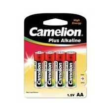DESTOCKAGE  Lot 48 piles Alcalines blister 2650mah 1,5v LR6 AA  Camelion 06/2020