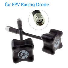 2x TBS Team BlackSheep FPV 5.8GHz Triumph Antenna RP-SMA 5500-6000MHz For Drone