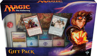 Magic the Gathering 2017 Factory Sealed Gift Pack Box