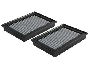 aFe Magnum FLOW Pro DRY S OE Replacement Filter (Pair) 2017 for Infiniti Q60 V6