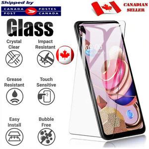 For LG Velvet Q70 K61 K41s K51s Full Tempered Glass Screen Protector Film Guard