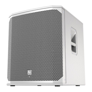"Electrovoice ELX200-18SP-W 1200W 18"" Active Subwoofer Powered Bass Speaker White"