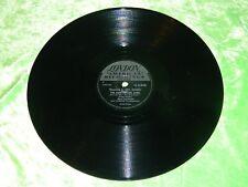 Le Hilltoppers: le pilote Song-Original 1955 UK 78 tr/min LONDON HLD 8168