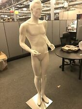 Male Mannequin Full Body -6 feet tall