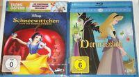 Schneewittchen & Dornröschen  Diamond Edition   Blu Ray  Walt Disney
