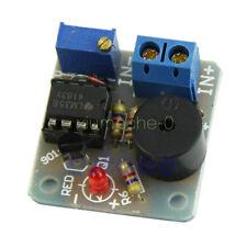 Acumulador 12V Luz Sonido Alarma Zumbador evitar sobre descarga controlador Ck