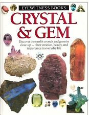 Eyewitness Books - Crystal and Gems- Discover the Earths Crystals and Gems
