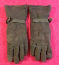 Handlogic GORE-TEX Leather Glove 75N Sage Green Lg SHERIFF POLICE SWAT SRT