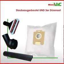 10x Staubsaugerbeutel + Düsenset geeignet AEG ASP 7130 SilentPerformer