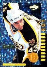 1997-98 Score Boston Bruins Premiere Club #11 Jean-Yves Roy