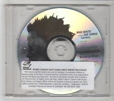 (HB75) Jeymes Samual Feat. Canibus, Who Writes The Songs - 2003 DJ CD