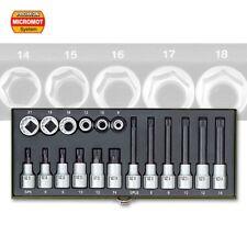 Spezial-Steckschlüsselsatz für Vielzahnschrauben XZN, 18-tlg Proxxon 23296