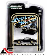 GREENLIGHT 44710-A 1:64 1977 PONTIAC TRANS AM SMOKEY AND THE BANDIT MOVIE
