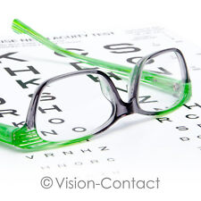 1x Paar Brillengläser aus Kunststoff 1,6 / Superentspiegelt & Hartschicht
