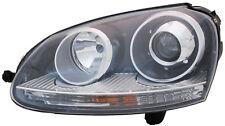PHARE FEUX AVANT VW GOLF 5 10/2003-06/2009 OPTIQUE XENON CONDUCTEUR GAUCHE
