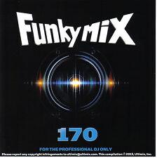 Funkymix 170 LP French Montana Ciara J.Cole Robin Thicke Macklemore T Rone