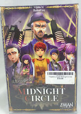 Tragedy Looper: Midnight Circle Expansion New (Sealed)