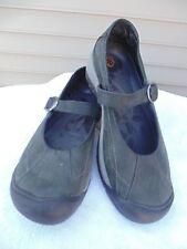 Keen Black leather mary jane shoe size 10 M / EU 40.5