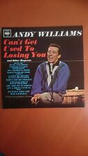 Andy Williams - Can't Get Used To Losing You Vinyl - PLUS ONE FREE ALBUM!