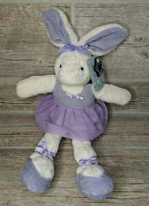 "Applause Ballerina Bunny Business Plush Stuffed Bunny Rabbit Target 2005 15"""