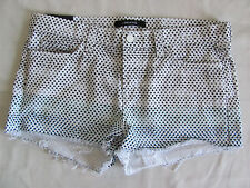 J Brand Cut Off Shorts - Ombre Dot -Low Rise - Size 29 - NWT $160