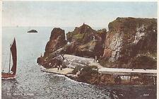 Postcard-Scotland-View of the Gripps, Dunbar
