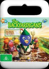 The Backyardigans - Robin Hood The Clean (DVD, Kids, R4) New/Sealed!