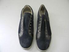 Mens INC International Concepts Blue Slip On Shoe Sz 13