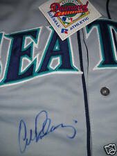 YANKEES/ALEX RODRIGUEZ SIGNED AUTHENTIC JERSEY PROOF! SEATTLE MARINERS BASEBALL