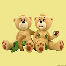 BAD TASTE BEARS ADAM AND EVE GARDEN OF EDEN - FAST SHIPPING - MORE IN SHOP