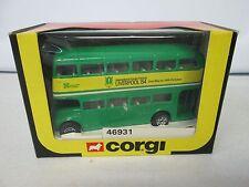 Corgi Double Decker Bus 1984 Liverpool Garden Festival 46931