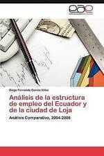 Análisis de la estructura de empleo del Ecuador y de la ciudad de Loja: Análisis