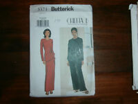Butterick 3371 Size 14 16 18 Misses' Top Skirt Pants Chetta B