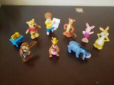 Winnie The Pooh 1999 Figures/Cake Toppers #1