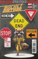 Rocket Raccoon Comic Issue 2 Modern Age First Print 2017 Rosenberg Coelho Fabela
