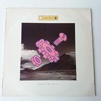 Level 42 - World Machine - Vinyl LP UK 1st Press EX/EX