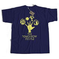 The Tomorrow People T Shirt - Classic Retro Kids TV T-Shirt Chocky Sci-Fi