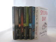 Crossfire #1-5: Book Series by Sylvia Day (Trade Paperback)