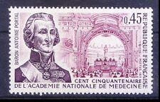 France MNH 1v, Baron A Portal, Medicine, Anatomist & Medical Historian -Me13