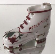 Cyclamen Annecy Chaussure Porcelaine Alpe Haute Savoie Tabatière Fiole