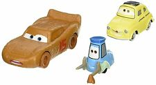 Cars 3 - Personaggi SAETTA e LUIGI e GUIDO in Metallo by Mattel Disney 1:55