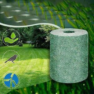 Biodegradable Grass Seed Mat Fertilizer Garden Picnic 20*300cm