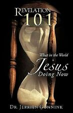 Revelation 101 : What in the World Is Jesus Doing Now by Jerrien Gunnink...